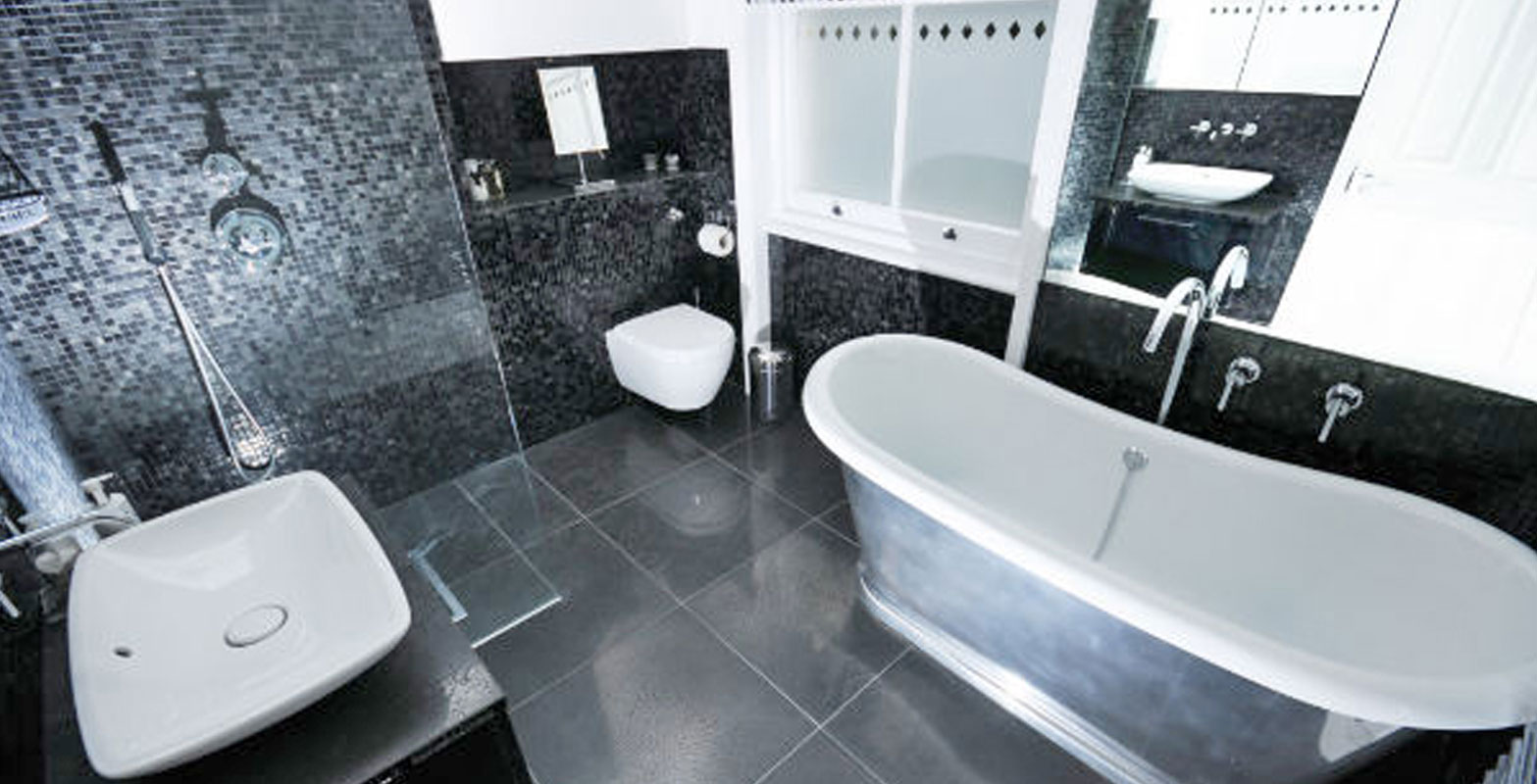 Bathroom refurbishment london bathroom renovation for Bathroom interior design services